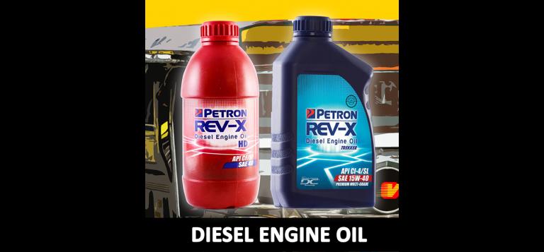 Flying V Diesel Oil