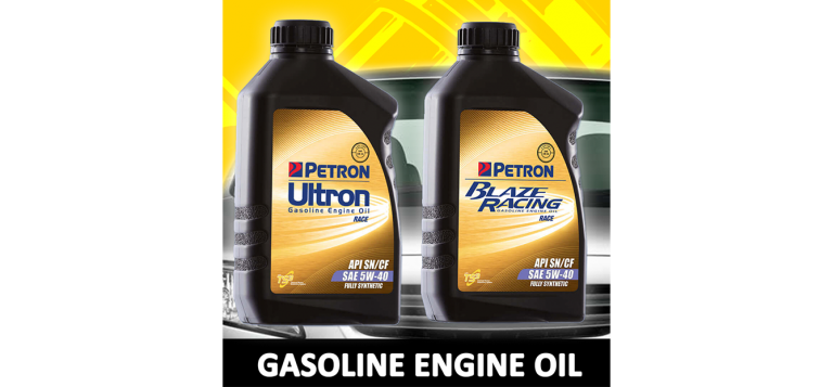 Flying V Gasoline Oil